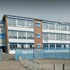 The object was discovered near Holy Cross Boys' Primary School in north Belfast. Credit: Google
