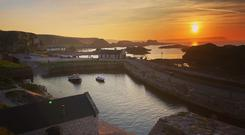 Ballintoy Harbour by Jonathan Leathem