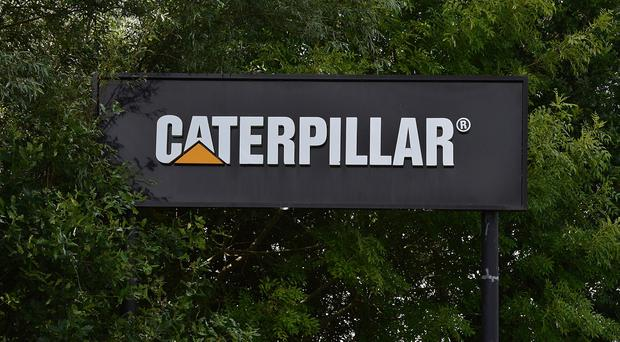 There are fears for 100 jobs at Caterpillar in west Belfast.