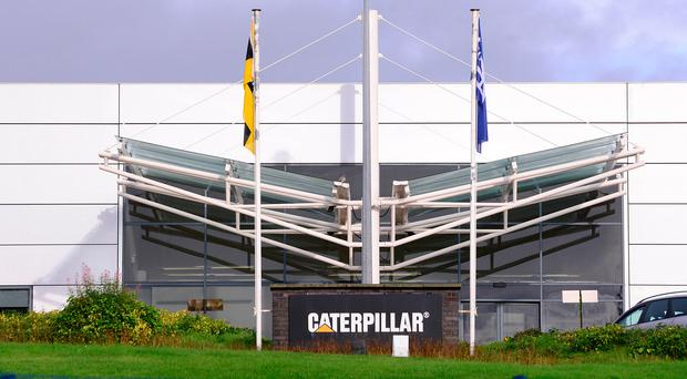 The Caterpillar financial services centre in Belfast
