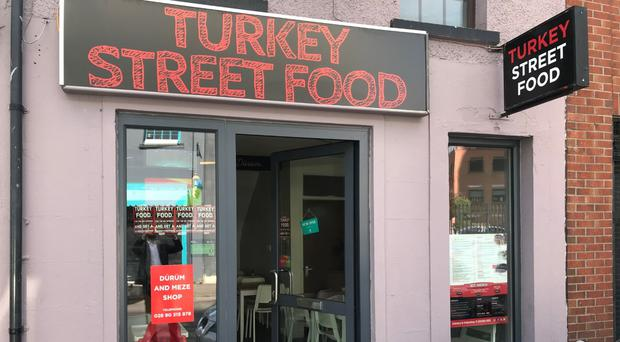 Belfast's Turkey Street Food