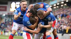 Linfield enjoyed a fruitful European run this summer and a repeat performance in 2021 would yield a group stage spot.