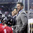 Deep frustration: Adam Keefe wants to win on the road