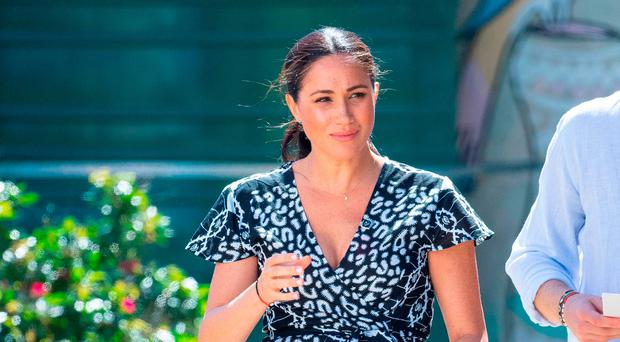 Fitness fan: the Duchess of Sussex is a Pilates advocate
