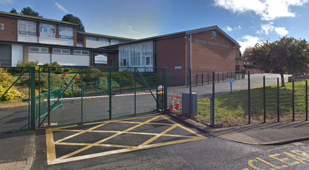 Diane Dawson is the principal of Braniel Primary School in east Belfast. Credit: Google