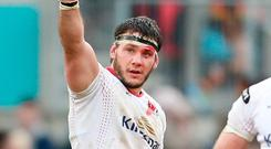 Marcell Coetzee's quick return is a timely boost for Ulster.