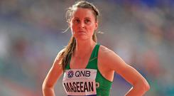Ciara Mageean has promised to put in a battling performance in Doha on Saturday evening.