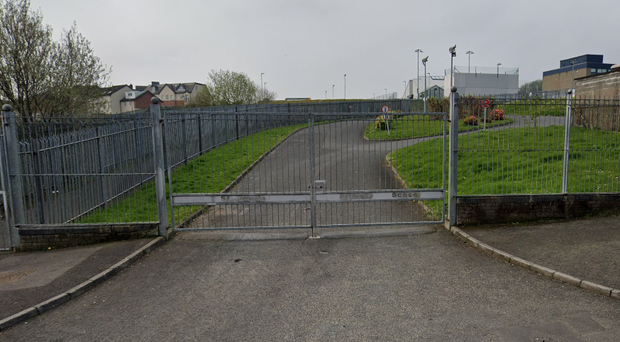 The entrance to St Paul's Primary School. Credit: Google
