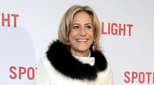 Emily Maitlis has worked as a journalist at the BBC for nearly 20 years (Daniel Leal-Olivas/PA)