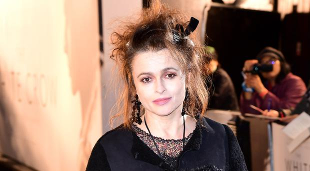 Helena Bonham Carter is taking over the role of Princess Margaret in The Crown (Ian West/PA)