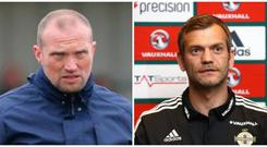 Warren Feeney and Roy Carroll have started legal proceedings.