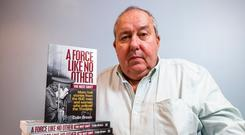 Colin Breen, author of A Force Like No Other: The Next Shift: More Real Stories from the RUC Men and Women Who Policed the Troubles. (lLiam McBurney/RAZORPIX)