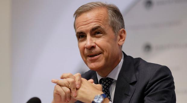 Mark Carney said robots can replace hands and heads but not heart