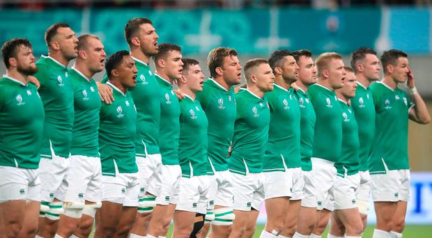 Ireland's game against Samoa this weekend could be shifted.