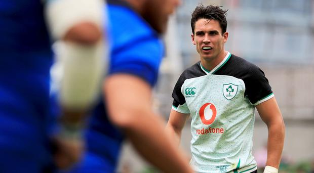Joey Carbery is back in peak condition after injury woes.