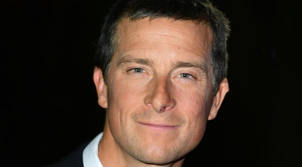 Bear Grylls is to receive an OBE from the Queen. (Ian West/PA)