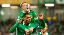 Northern Ireland could be celebrating a world title of sorts in Rotterdam...