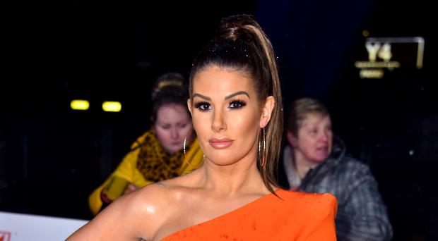 Rebekah Vardy said rowing with Coleen Rooney would be like 'arguing with a pigeon' as the fallout from their highly public dispute continues (Matt Crossick/PA)