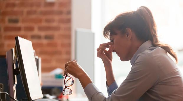 Feeling fatigued: constant tiredness is not a good sign