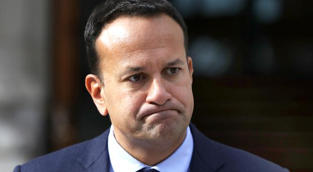Leo Varadkar has said he believes the Good Friday Agreement should be reformed (Brian Lawless/PA)