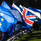 The number of UK businesses in significant financial distress has soared 40% in the three years since the EU referendum, according to a report. (Jonathan Brady/PA)