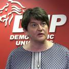 Arlene Foster's DUP has been centre-stage in the Brexit negotiations (David Young/PA)
