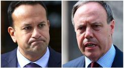 Nigel Dodds has hit back at comments from Taoiseach Leo Varadkar
