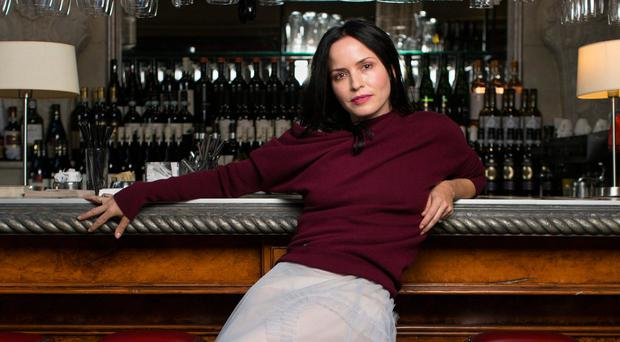 Precious memories: Andrea Corr has written about her life
