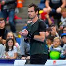 Tough examination: Andy Murray