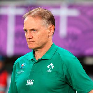 Joe Schmidt has revolutionised Irish Rugby but leaves behind the same World Cup questions.