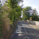 Killyleagh Road. Credit: Google