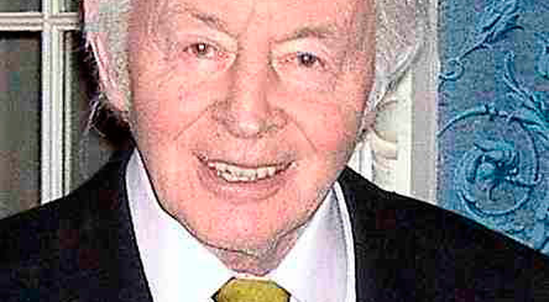 Passed on: Ulick O'Connor will not be fondly remembered by Mary Kenny