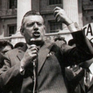 Ian Paisley during the 1974 loyalist strike