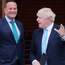 Taoiseach Leo Varadkar with Prime Minister Boris Johnson