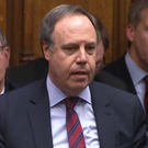 Nigel Dodds speaking in the Commons