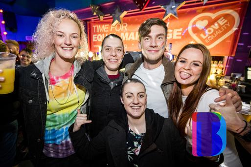 22 Oct 2019 People out at Maverick and Boombox. Liam McBurney/RAZORPIX