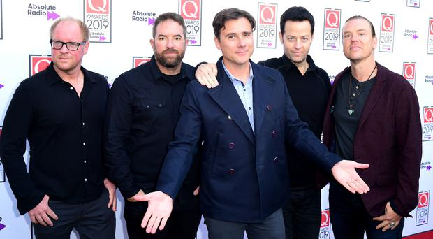 Music veterans: Jimmy Eat World have been on the go for 25 years