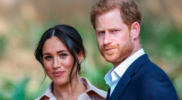 Privileged life: the Duke and Duchess of Sussex