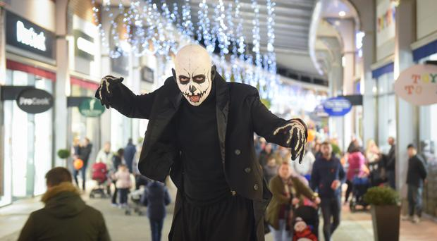 The Boulevard in Banbridge will celebrate the anticipated Halloween Spooktacula on Friday 25 October.