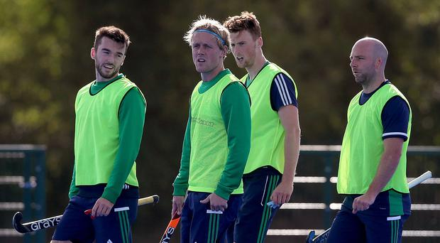 Ireland men's hockey team were left feeling hard-done-by after Sunday evening's defeat.