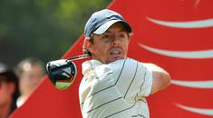 Rory McIlroy is in the mix after one round in Shanghai.