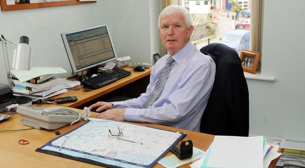 Solicitor Pat Fahy