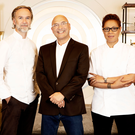 Marcus Wareing, Gregg Wallace and Monica Galetti in Masterchef: The Professionals