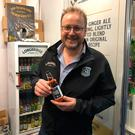 Thirsty work: Wayne Adair has expanded into the drinks sector