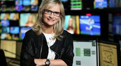 Dee Forbes, RTE director general