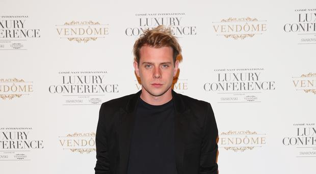 Designer JW Anderson (Photo by Vittorio Zunino Celotto/Getty Images for Conde' Nast International Luxury Conference)