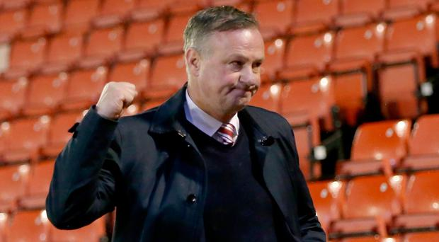 Michael O'Neill's reign at Stoke City got off to a dream start at Barnsley.