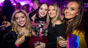 09 Nov 2019 People out at Limelight for AAA Saturdays. (Liam McBurney/RAZORPIX)