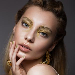 NI beauty expert Paddy McGurgan shares his tips for using glitter