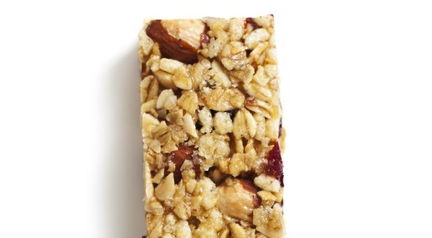 It also emerged that many protein bars are high in saturated fat and they contain added sugar and salt